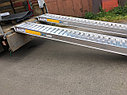 Производство трапов сходней алюминиевых 4100 кг, фото 6
