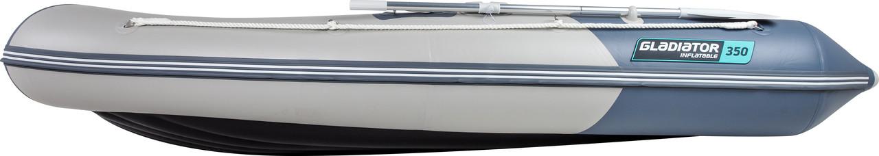 Надувная лодка GLADIATOR E350LT