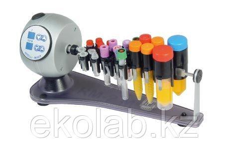 Смеситель RM-1L (в комплекте с рак-держателем 11-13 мм combi) медицинский ротационный (Ротамикс)