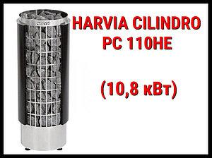 Электрическая печь Harvia Cilindro PC 110HE под выносной пульт управления