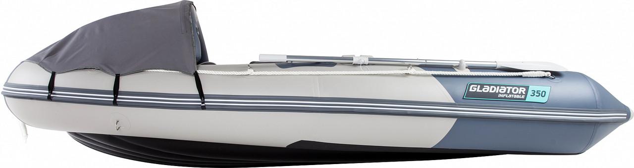 Надувная лодка GLADIATOR E350