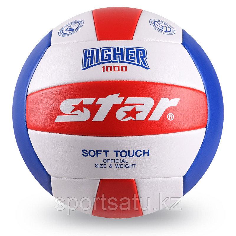 Волейбольный мяч STAR SOFT TOUSH