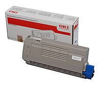 Картридж OKI Тонер-картридж для принтера OKI C711WT, белый (ресурс 6000 страниц) (арт. 44318657)