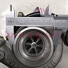 Турбокомпрессор (турбина), с установ. к-том на / для MERCEDES, МЕРСЕДЕС, ATEGO, АТЕГО,  MASTER POWER 802942, фото 8