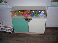 Мебель в детском саду - тумбочка