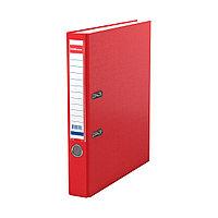 Папка регистратор с арочным механизмом ErichKrause Granite (50 мм, А4, Красный)