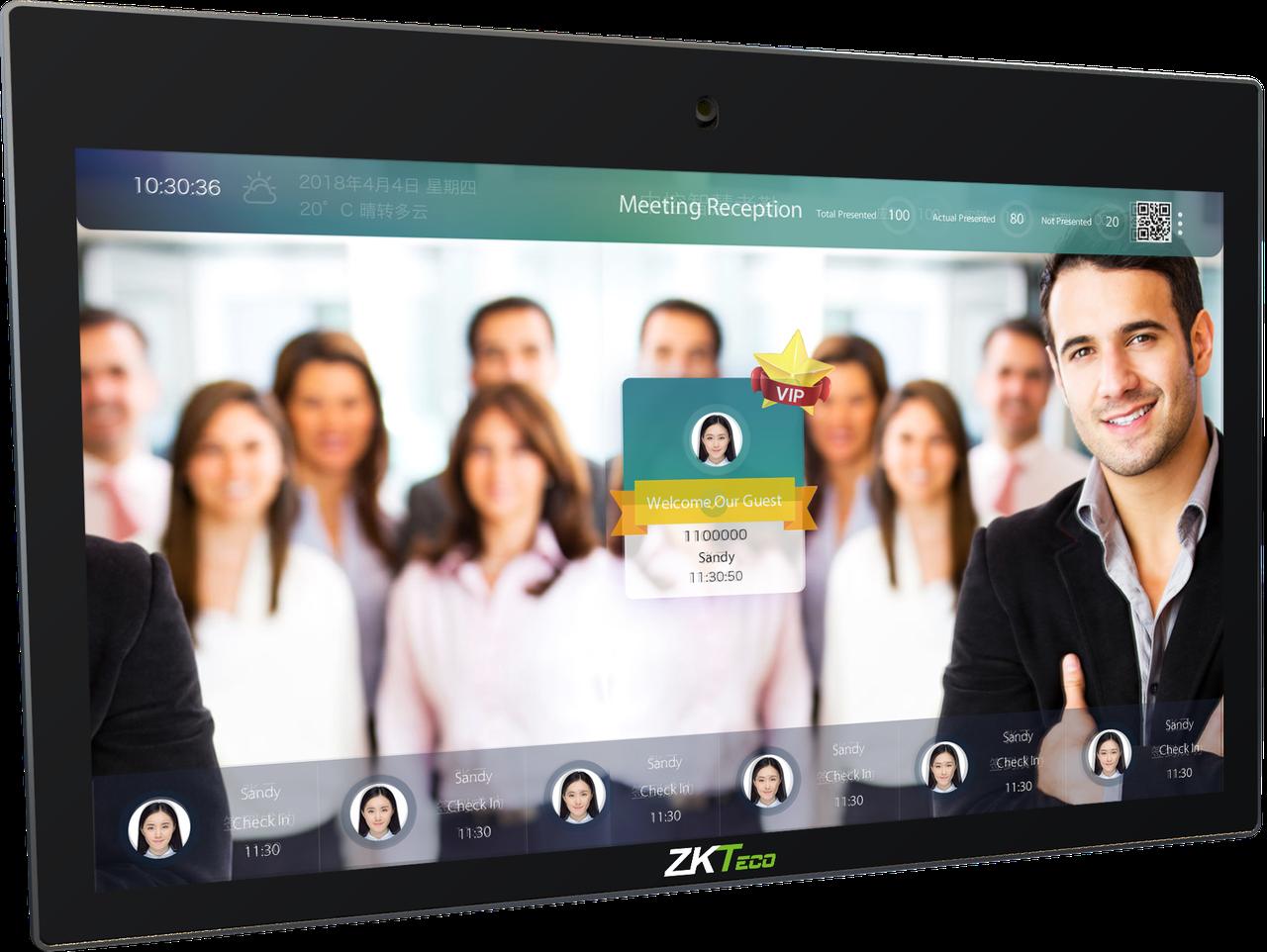 Многофункциональное интеллектуальное устройство для распознавания лиц FaceKiosk-H32