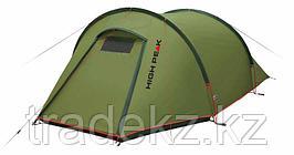 Палатка 3-х местная HIGH PEAK KITE 3, цвет оливковый/красный, фото 2