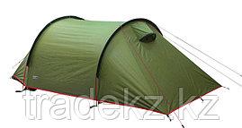 Палатка 3-х местная HIGH PEAK KITE 3, цвет оливковый/красный, фото 3