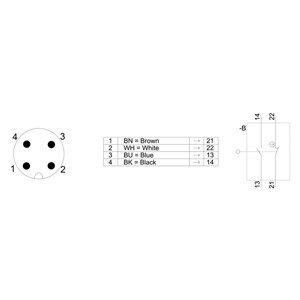 Концевой выключатель 3SE5232-0HC05 Siemens, фото 2