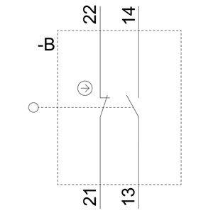 Концевой выключатель 3SE5232-0BD03 Siemens, фото 2