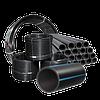 Труба ПЭ  Ø160х6.2мм SDR26 (6,3 атмосфер)