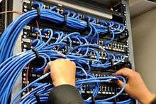 Монтаж структурированных кабельных систем и локальных сетей