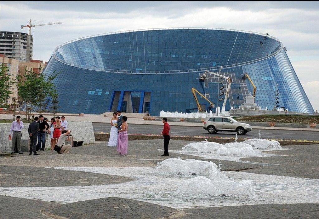 Казахский национальныйуниверситет искусств