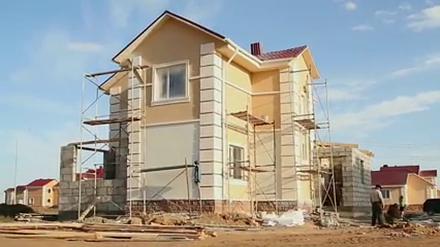 Строительство коттеджного городка под ключ микрорайона «Уркер» 1