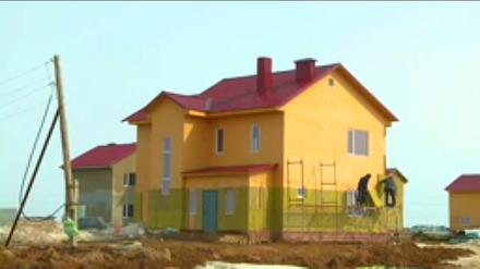 Строительство коттеджного городка под ключ микрорайона «Уркер» 2