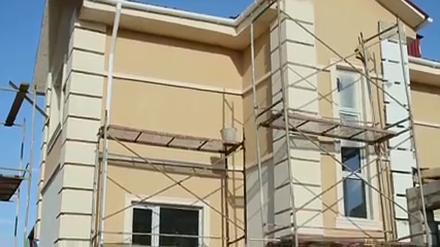 Строительство коттеджного городка под ключ микрорайона «Уркер» 3