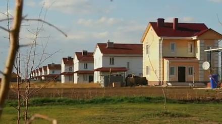 Строительство коттеджного городка под ключ микрорайона «Уркер» 4