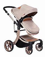 Детская коляска Aimile 608 2 в 1 беж