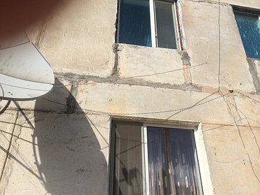 Ремонт фасада ул Габдуллина 4/1 по программе модернизация ЖКХ 1