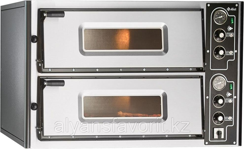 Печь для пиццы ABAT ПЭП‑4х2