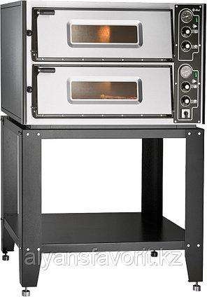 Печь для пиццы ABAT ПЭП‑6х2, фото 2