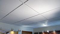 Кассетный алюминиевый потолок 600*600мм Tegular