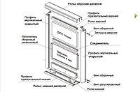 Раздвижная система для шкаф-купе