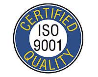 Сертификаты ISO 9001, г. Алматы