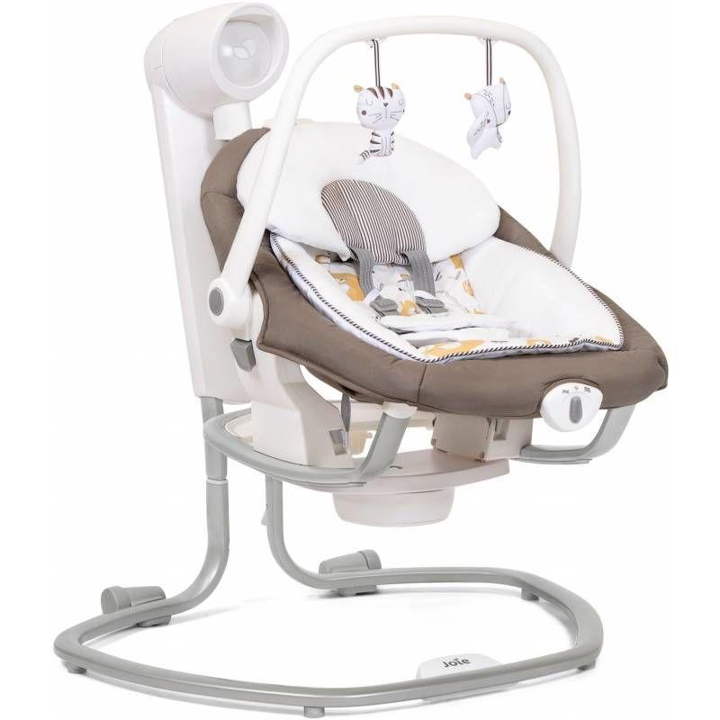 Электрокачель 2в1 Joie Serina Infant Insert Cosy Spaces