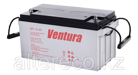 Аккумулятор Ventura GPL 12-65 (12В, 65Ач), фото 2