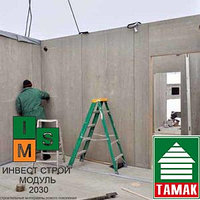 Внутренняя и наружная отделка стен из ЕВРО ЦСП ТАМАК