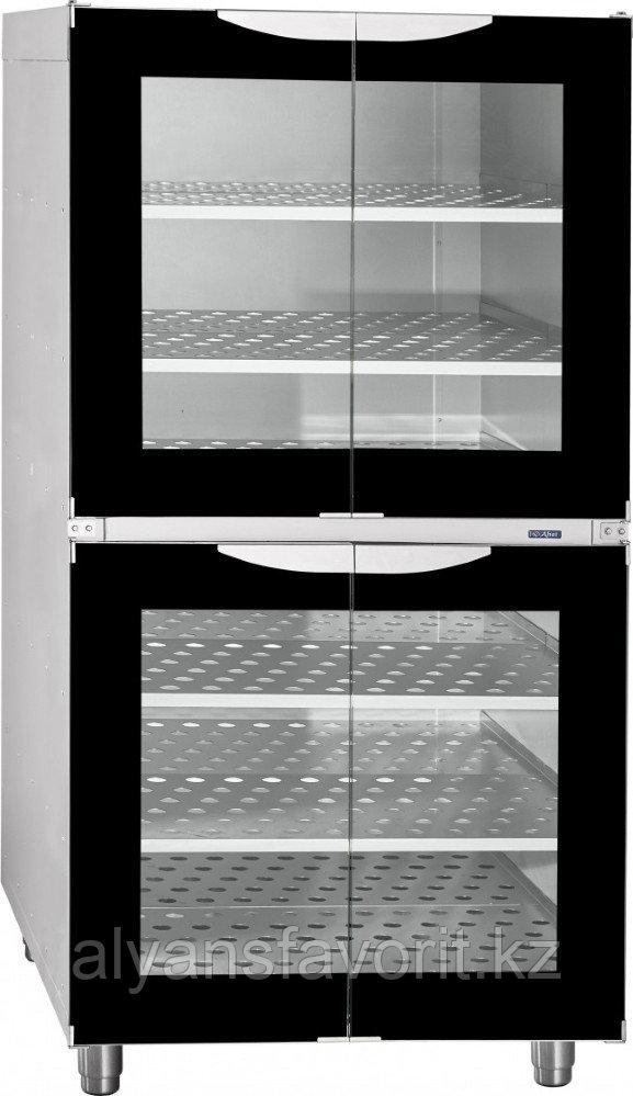 Расстоечный шкаф ABAT ШРТ‑12 двойной