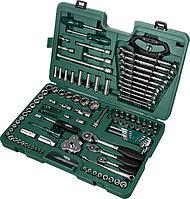 SATA 09014A комплексный универсальный набор инструмента 122 шт , 1/4, 3/8 и 1/2 DR