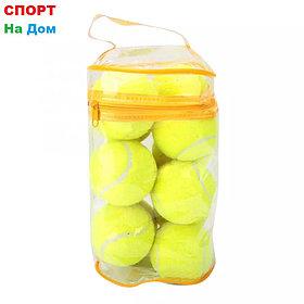 Мяч для большого тенниса без логотипа 12 шт