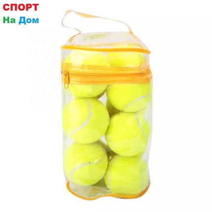Мяч для большого тенниса без логотипа 12 шт, фото 2