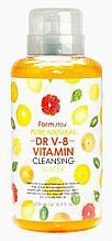 Очищающая вода с витаминами от FarmStay