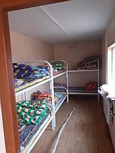 Металлические армейские кровати