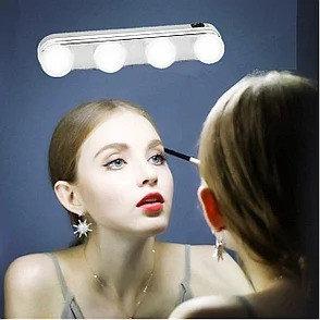 Светодиодная лампа-подсветка на зеркало для макияжа Studio Glow