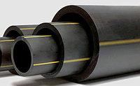 Труба ПЭ для газа  Ø110х6,6 SDR17 (10 атмосфер)