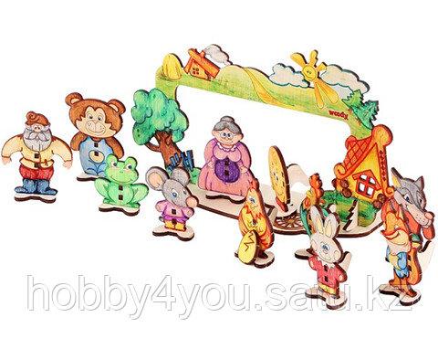 Набор Woody Детский театр, фото 2