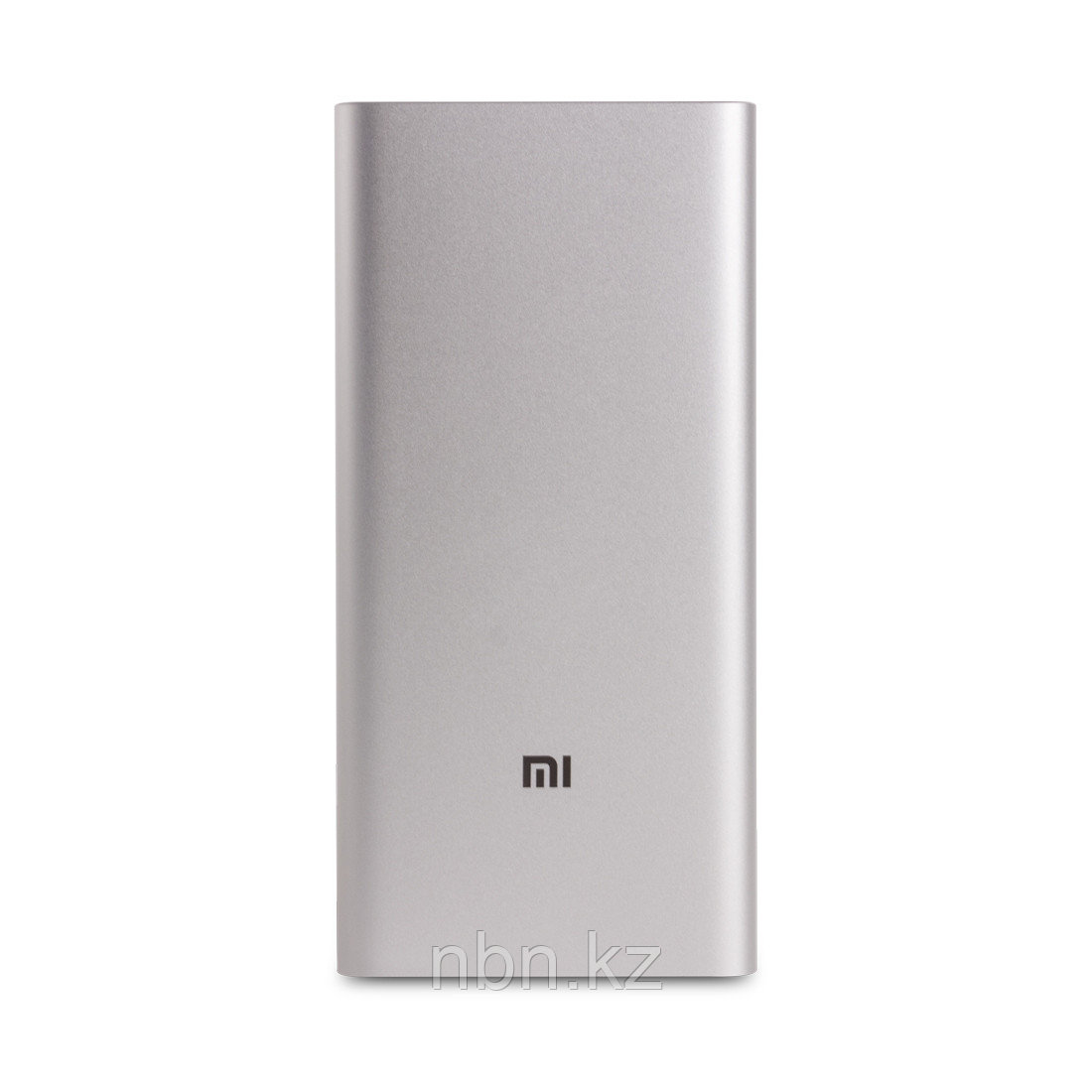 Портативное зарядное устройство Xiaomi Mi Power Bank 10000mAh 3 (2019 Type-C) (PLM12ZM) Серебристый