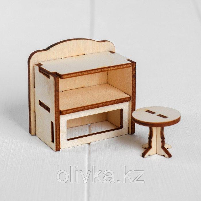 Конструктор «Детская» набор мебели - фото 3