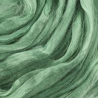 Гребенная лента 100% вискоза 50гр (0057 св. салат)
