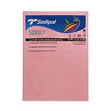 Картон цветной, 420 х 297 мм, Sadipal Sirio, 1 лист, 170 г/м2, розовый, фото 4