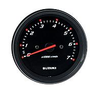 "Тахометр 4"", 7000 об/мин, Suzuki DF8A-30A,DT30/40, черный (эл.стартер) 3420093J20000"