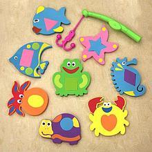 "Набор игрушек для купания Funkids ""WaterFun-1"", KB-050B-B"