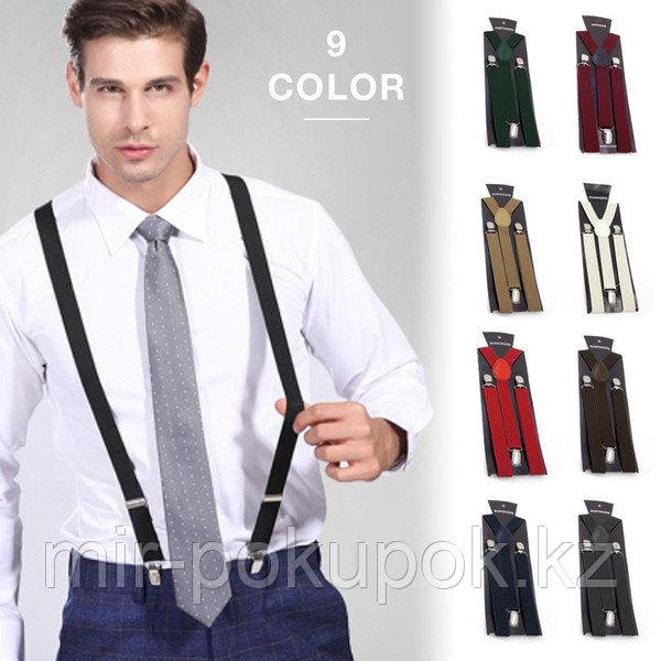 Цветные подтяжки для мужчин и женщин