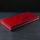 Набор столовых приборов «Уралочка», 48 предметов, с полным декоративным покрытием, толщина 2 мм, декоративная коробка, фото 5