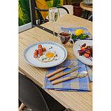 Ложка столовая «Эко-стейк», h=19,5 см, толщина 1,5 мм, фото 4